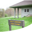 Polly Anderson Field Station Building Icon