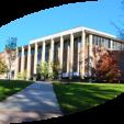 Slayter Hall Student Union Building Icon