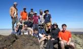 group photo geosciences spring break