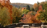 Denison in the fall