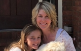 Melissa Treece and her daughter