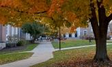 Denison University Academic Quad