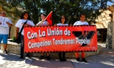 Con La Union de Campesinos Tendremos Papeles