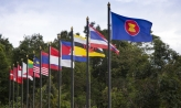 Flags of southeast asian countries