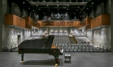 Steinway concert grand piano - Credit: Courtesy of DLR Group Westlake Reed Leskosky; Kevin G. Reeves Photographer