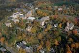 Aerial Drone Photo of Denison Campus