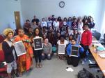 Organizational Leadership class group photo