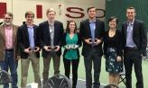 Scholar Athletes group photo