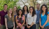 2015 International Scholarships and Awards, Student Recipients