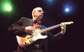 Rick Peckman playing guitar