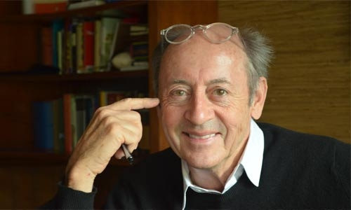 Poet Laureate Billy Collins (38228)