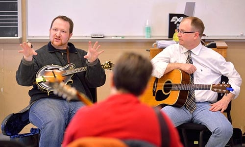 Bluegrass Festival Workshops (102812)
