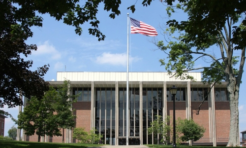 Slayter Hall Student Union Building Image 1