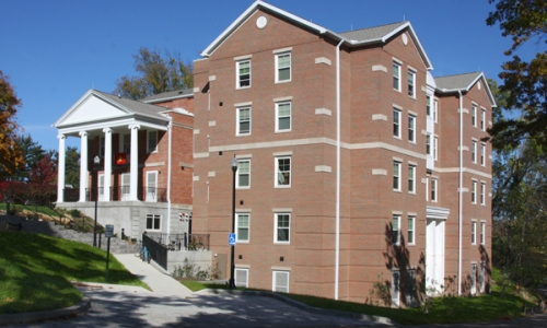 Chamberlin House Building Image