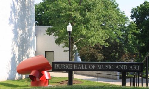 Burke Hall of Music & Art Building Image 3