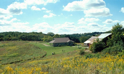 Polly Anderson Field Station Building Image