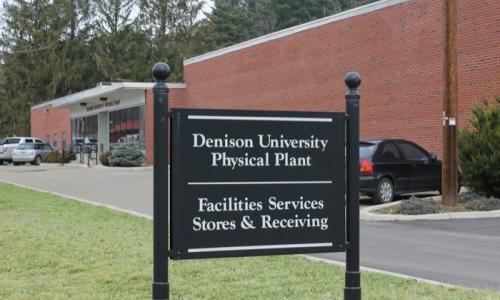 Facilities Services Building Image