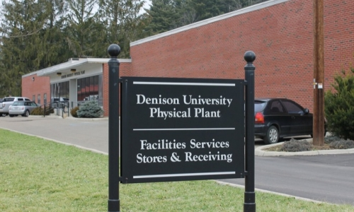 Facilities Services Building Image