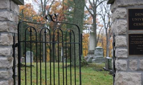 College Cemetery Image
