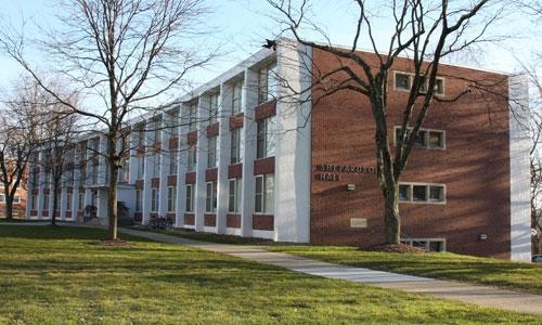 Shepardson Hall