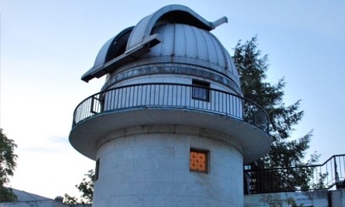Swasey Observatory Image 1