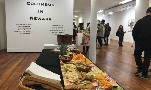 Columbus in Newark Opening 1