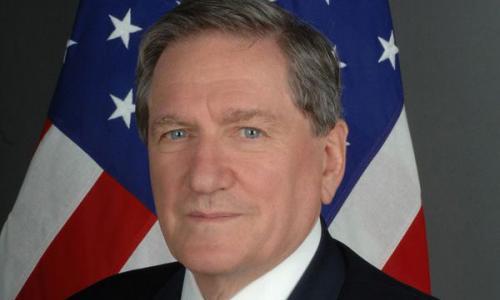 Ambassador Richard Holbrooke
