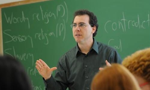 Colby College Professor David Freidenreich (87308)