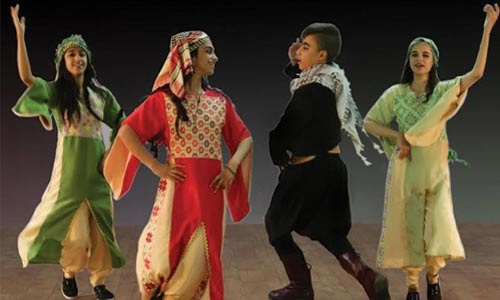 Shoruq US Tour 2017: Traditional Debka Dance from Palestine (87929)