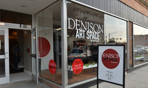 'Business After Hours' at Denison Art Space in Newark (103763)
