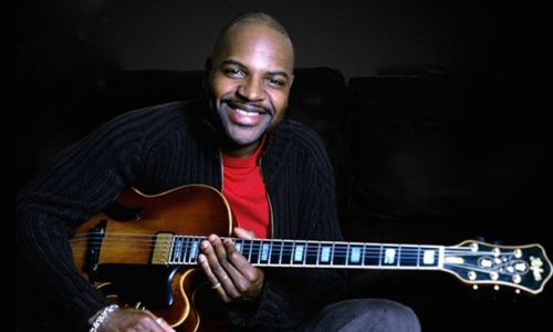 23rd Annual Denison Jazz Guitar Festival: The Bobby Broom Trio (132427)