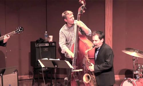 Denison University Jazz Ensemble Fall Concert (38103)