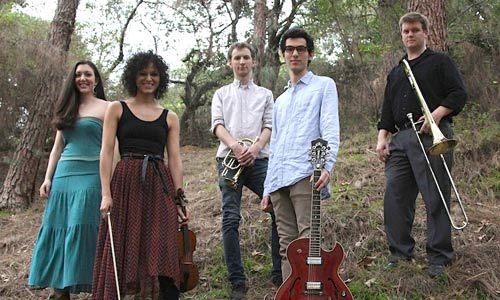 Conversation with River Song Quintet (40275)