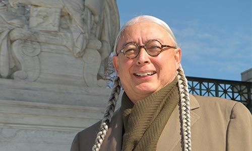 Author and Activist Walter Echo-Hawk (86456)