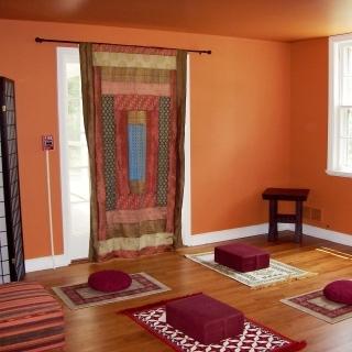 The Open House interior