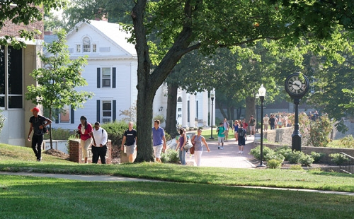 Denison student group looks to invest