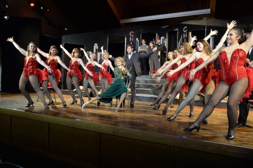 Theatre department performance of Chicago