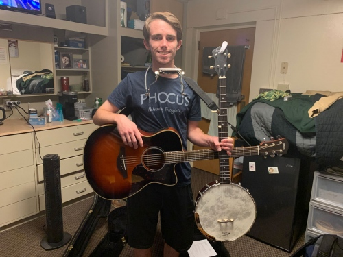 bluegrass musician