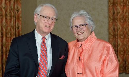 Thomas and Ann Hoaglin