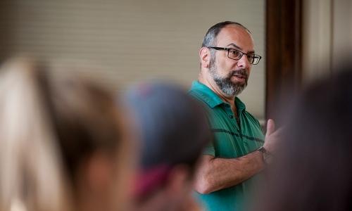 Prof Abram Kaplan