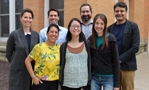Denison University announces newly tenured professors