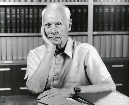 George Stibitz in 1990