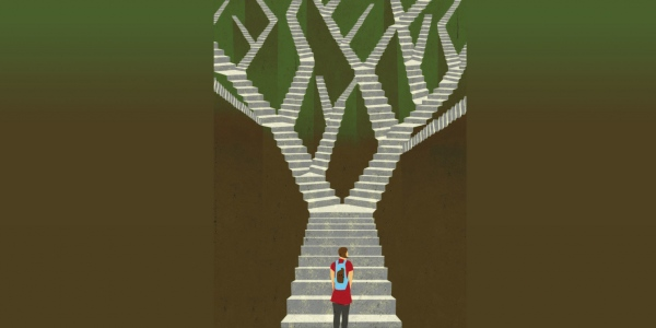 Are the steps to wisdom worth the climb?