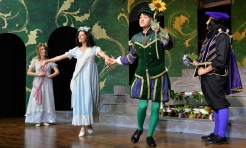 Musical Theatre Provides a Stage for Learning