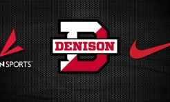 Denison Athletics Partners with Nike & BSN SPORTS