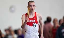 Men's Track & Field Compete in 2019 Dave Lehman Open at Otterbein