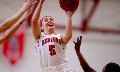 Women's Basketball Takes Down Hiram, Advance to NCAC Semifinals