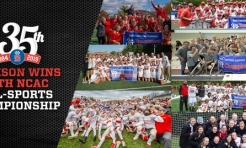 Denison Wins 17th NCAC All-Sports Championship