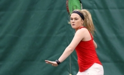 Women's Tennis Opens Spring Trip With A Win