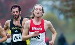Foster, Cromwell Lead DU to Second Place Showing in Cross-Country